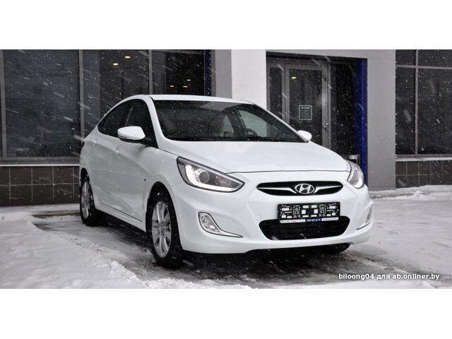 Hyundai Solaris (2013)