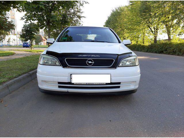 Opel Astra (1998)