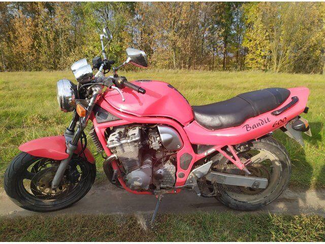 Suzuki Bandit (1997)