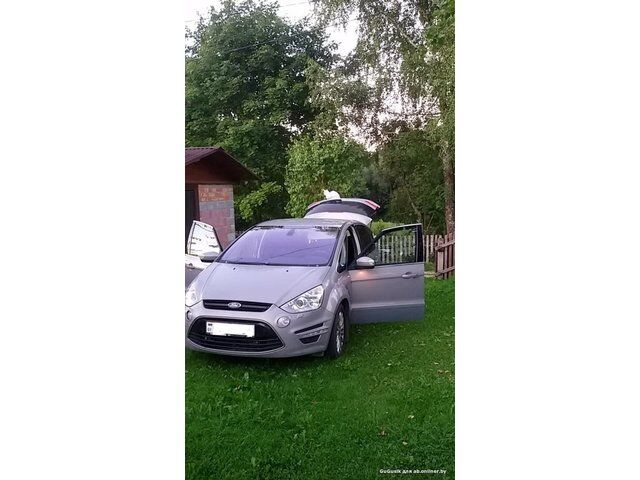Ford S-MAX (2011)