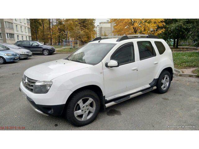 Renault Duster (2014)