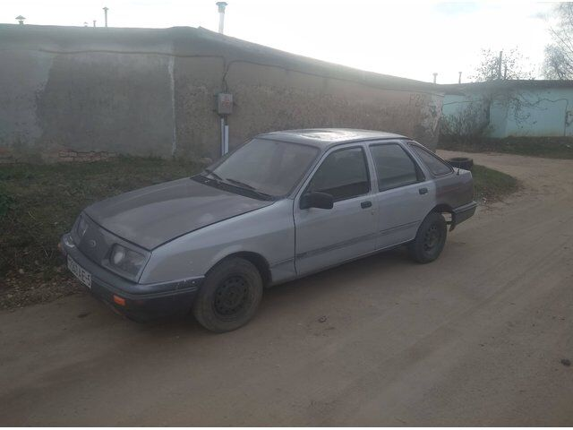 Ford Sierra (1986)