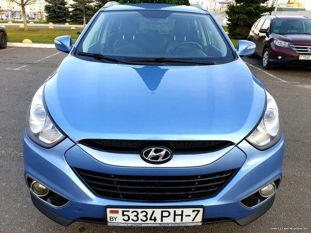 Hyundai ix35 (2011)