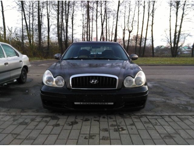 Hyundai Sonata (2002)