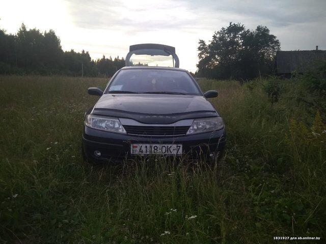 Renault Laguna (2001)