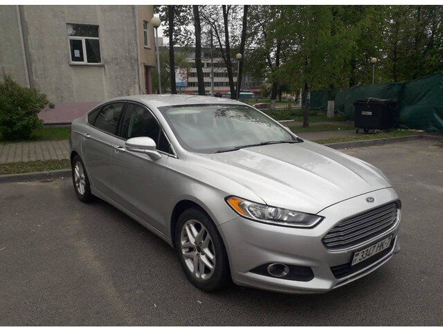 Ford Fusion (2014)