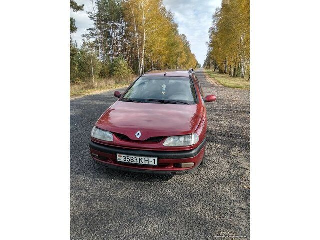 Renault Laguna (1998)
