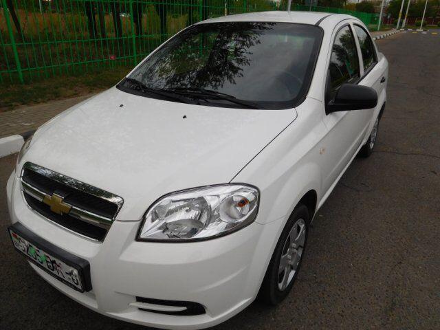 Chevrolet Aveo (2009)