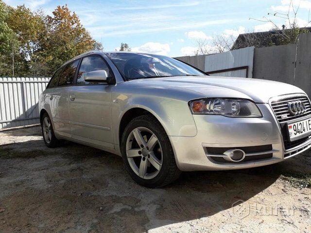 Audi А4 (2007)