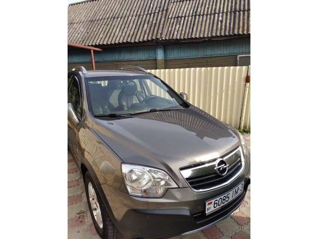 Opel Antara (2007)