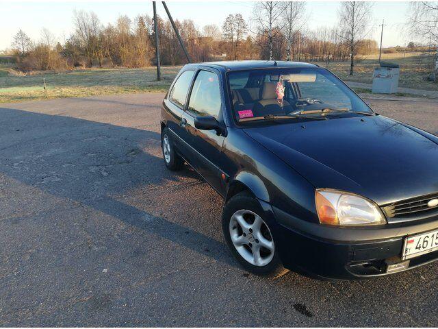 Ford Fiesta (2000)
