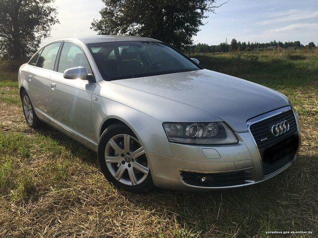 Audi A6 (C6) (2005)
