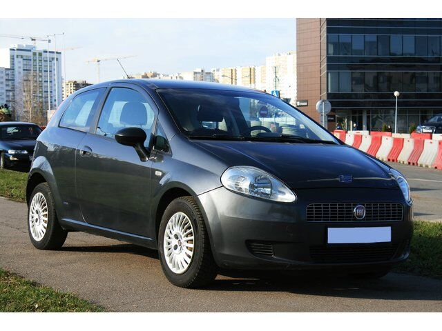 Fiat Punto (2008)