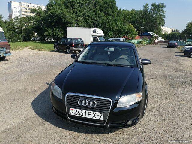 Audi A4 (B5) (2005)