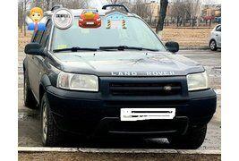 Land Rover Freelander (2002)
