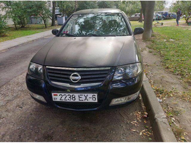 Nissan Almera (2007)