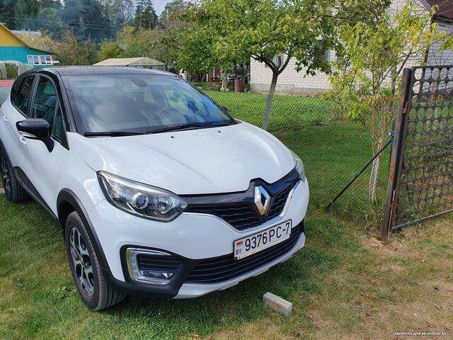 Renault Kaptur (2016)