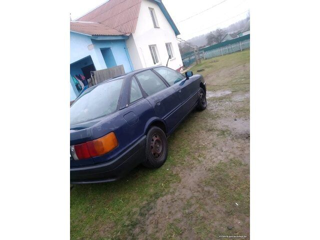 Audi 80 (1987)
