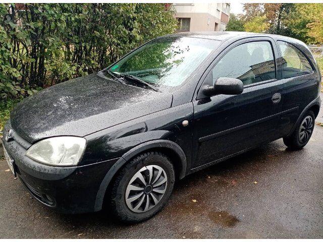 Opel Corsa (2001)