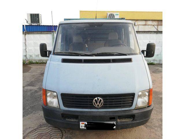 Volkswagen LT (1998)