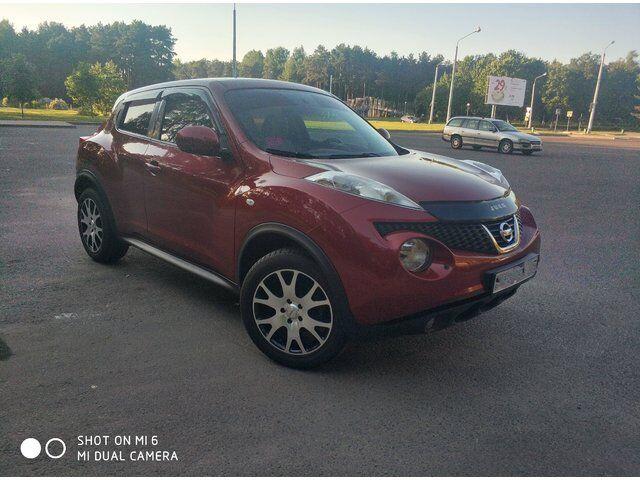 Nissan Juke (2011)