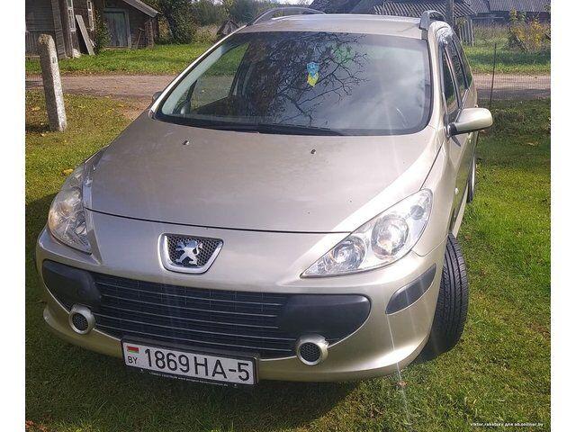 Peugeot 307 (2006)