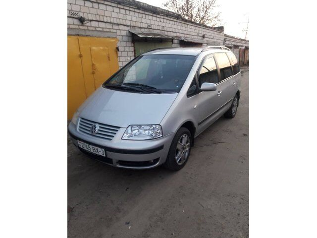 Volkswagen Sharan (2001)