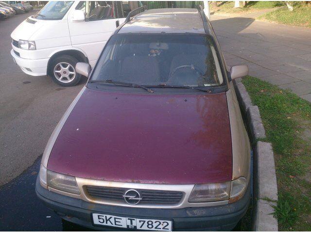 Opel Astra (1997)