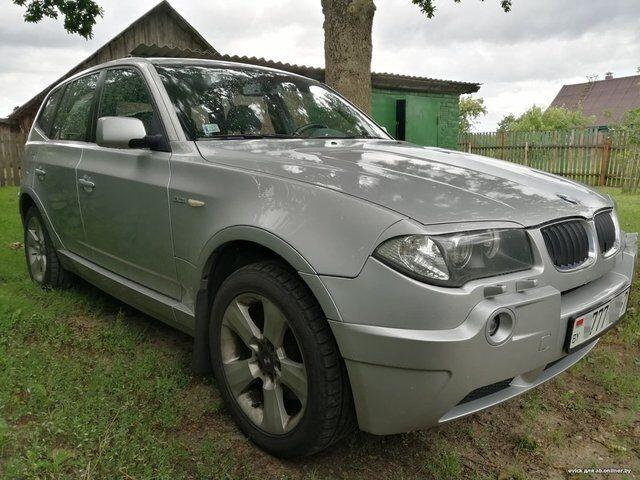 BMW X3 (E83) (2004)