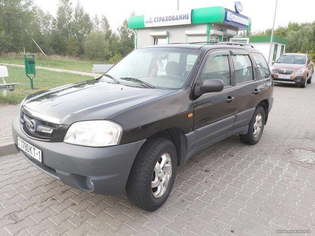 Mazda Tribute (2001)