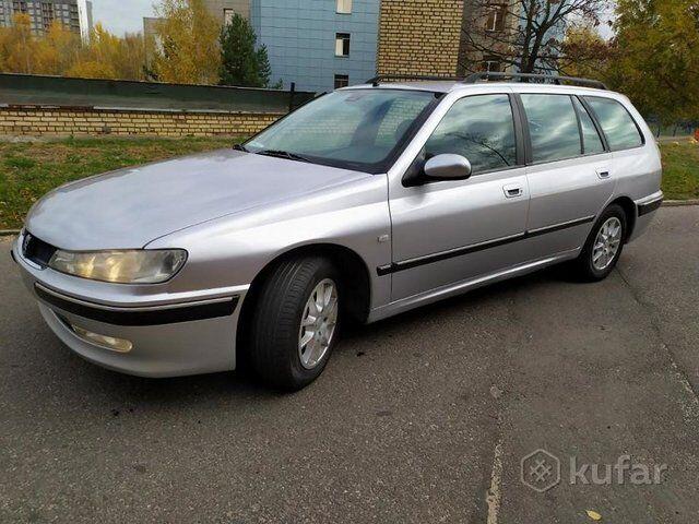 Peugeot 406 (2001)