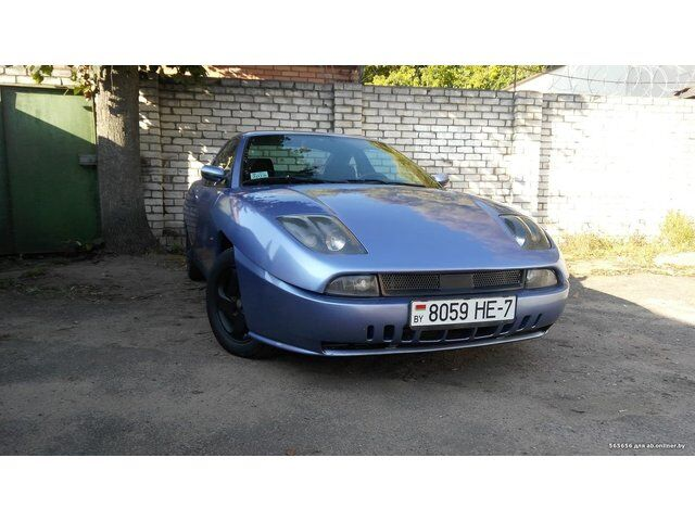 Fiat Coupe (1999)