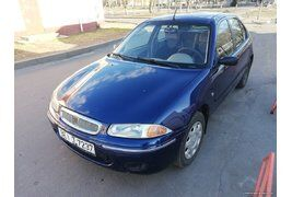 Rover 200-Series (1998)