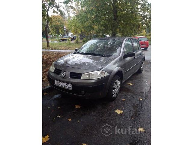 Renault Megane (2003)