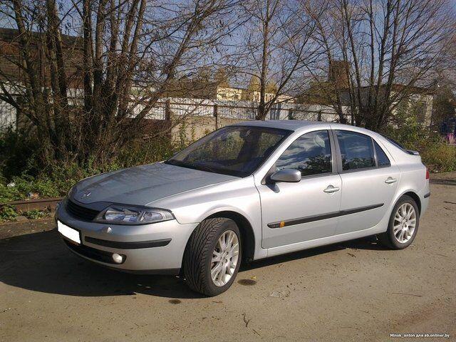 Renault Laguna (2004)