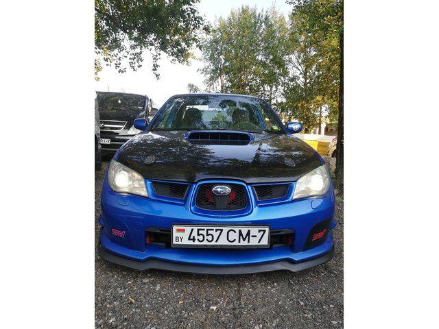 Subaru Impreza (2005)