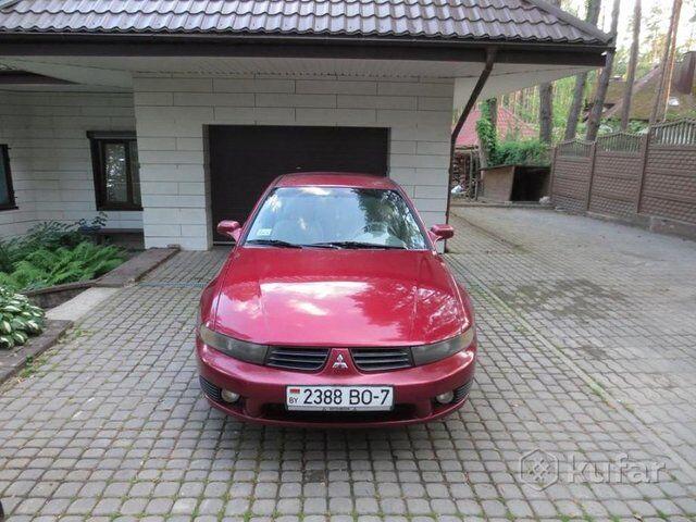 Mitsubishi Galant (2002)