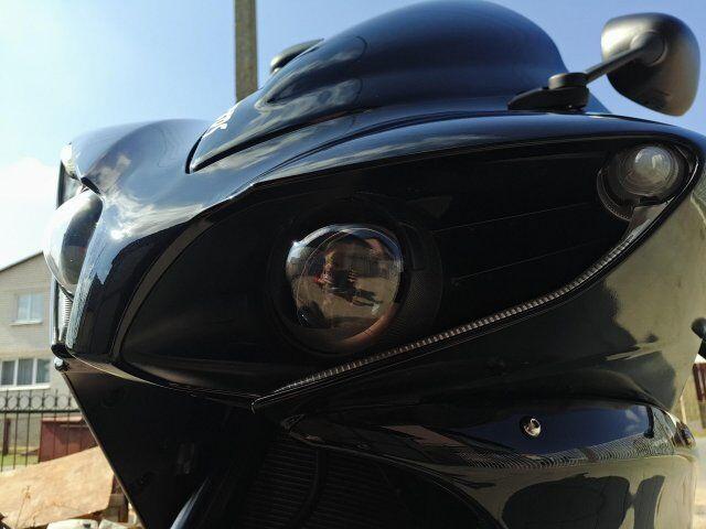 Yamaha YZF (2012)