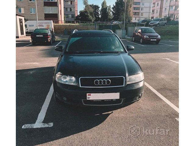 Audi A4 (B6) (2002)