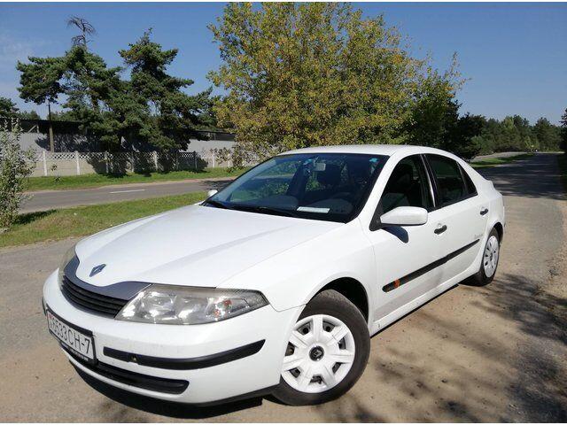 Renault Laguna (2003)