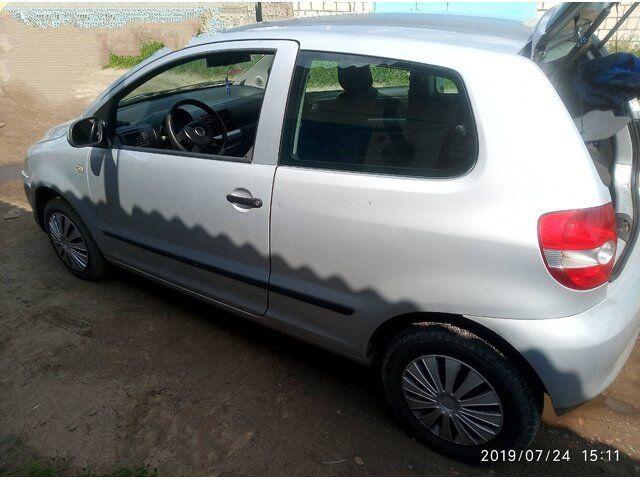 Volkswagen Fox (2006)