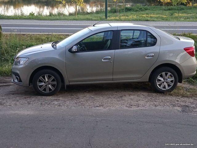Renault Logan (2018)