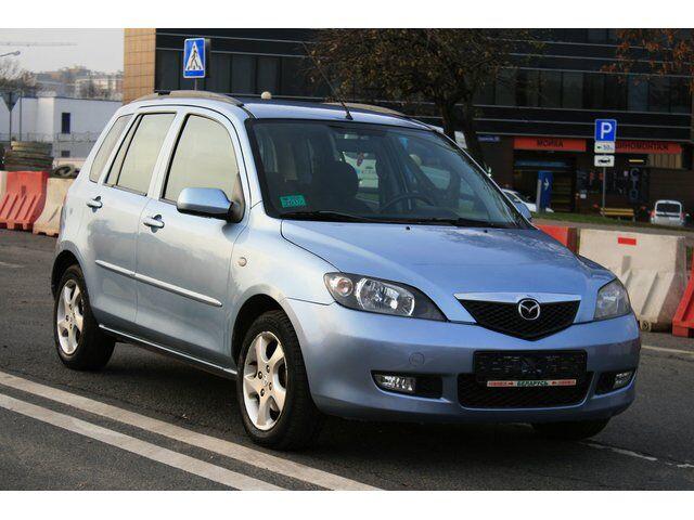 Mazda 2 (2003)