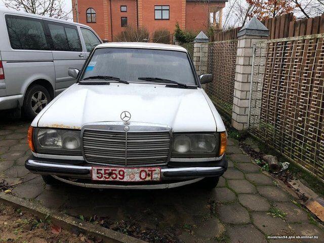 Mercedes E-Class (1984)