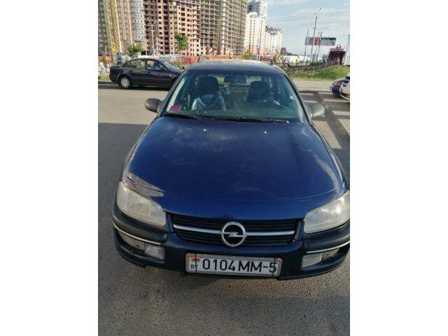 Opel Omega B (1997)