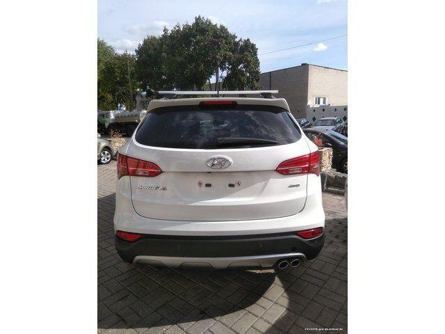 Hyundai Santa Fe (2014)