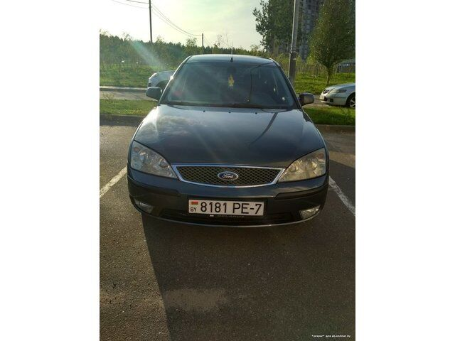 Ford Mondeo (2003)
