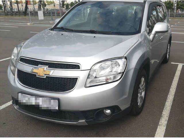 Chevrolet Orlando (2013)