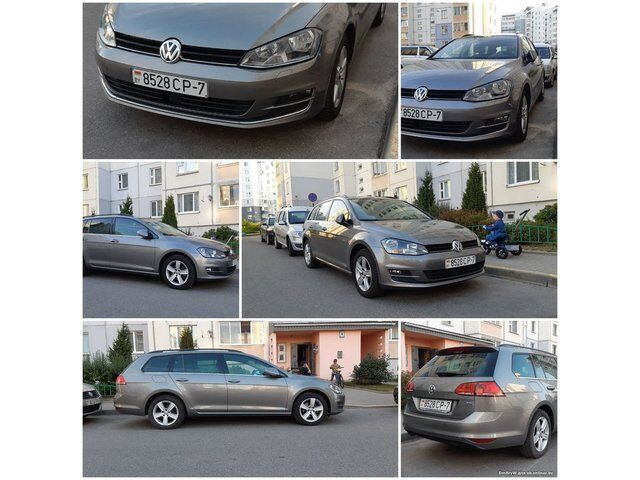 Volkswagen Golf 6 (2015)
