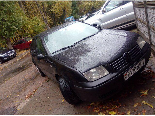 Volkswagen Bora (2002)
